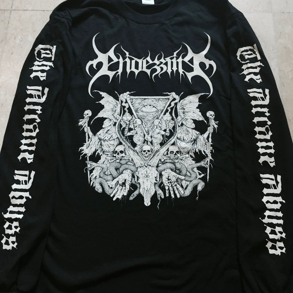 "Image of ENDEZZMA ""The Arcane Abyss"" Longsleeve Shirt"