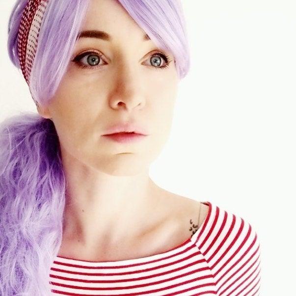 Image of Violet Rhapsody