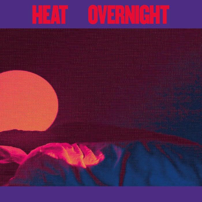 Image of Overnight - 12'' LP (180g Black)