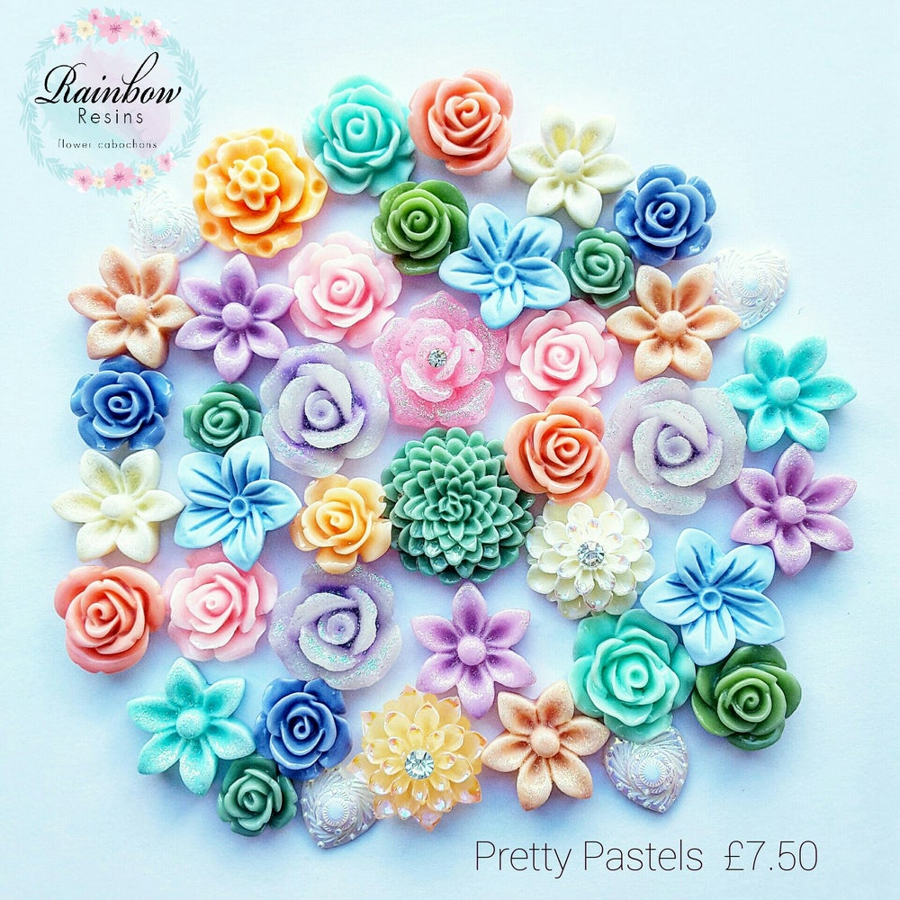 Image of Pretty Pastels