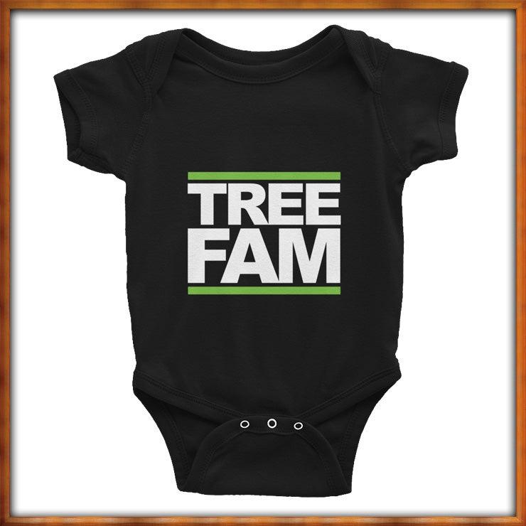 Image of Tree Fam Onesie