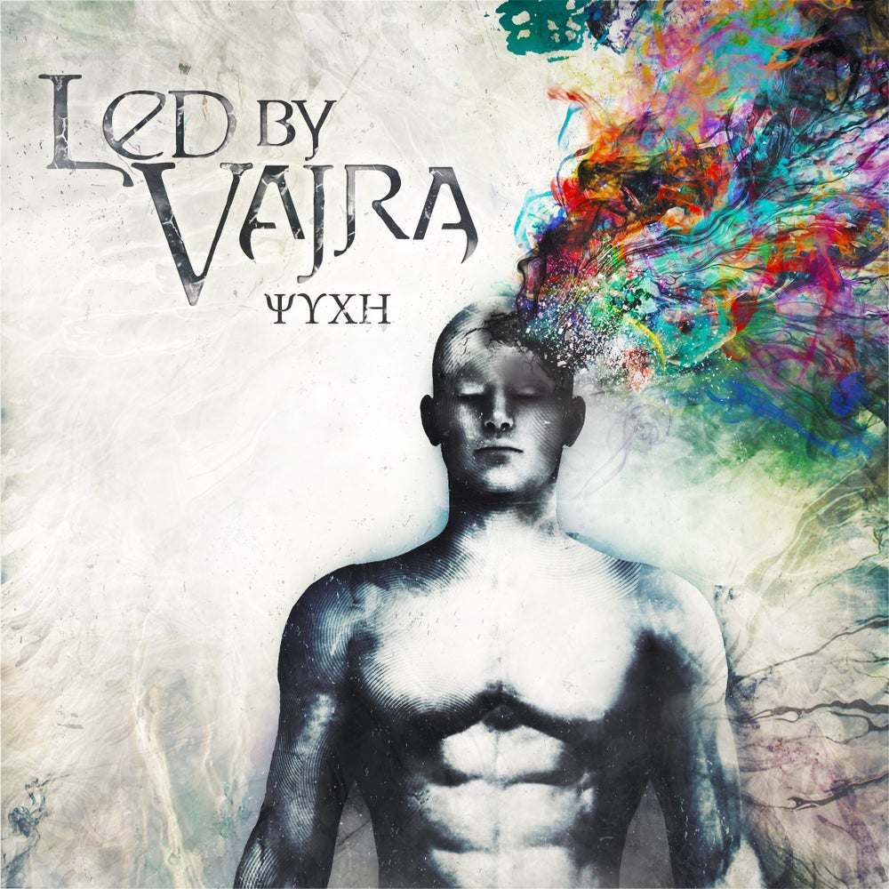 Image of LED BY VAJRA - PSYCHE' CD