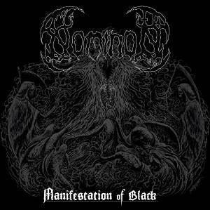 "Image of NOMINON "" Manifestation of Black "" 7"" EP"