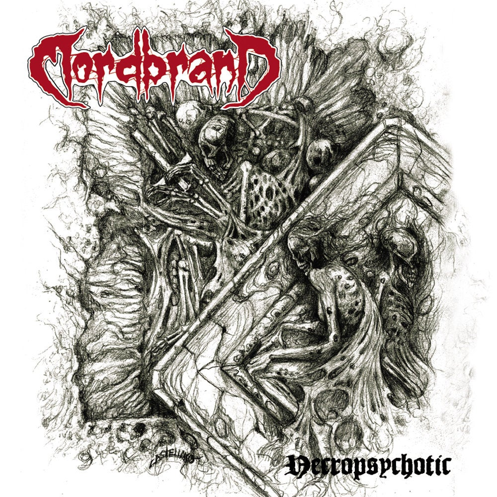 "Image of MORDBRAND "" Necropsychotic "" CD"