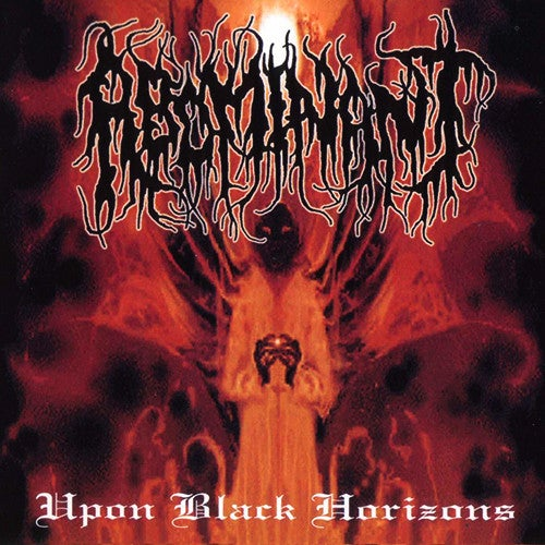 Image of ABOMINANT - Upon Black Horizons CD