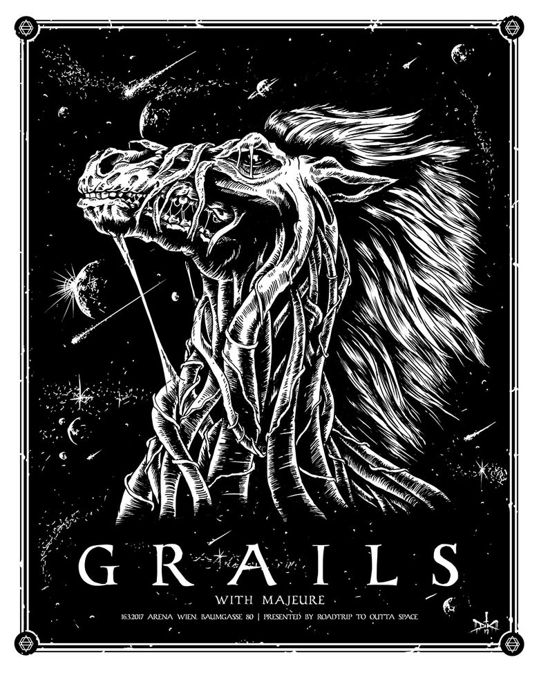 Image of DHG007 - Grails