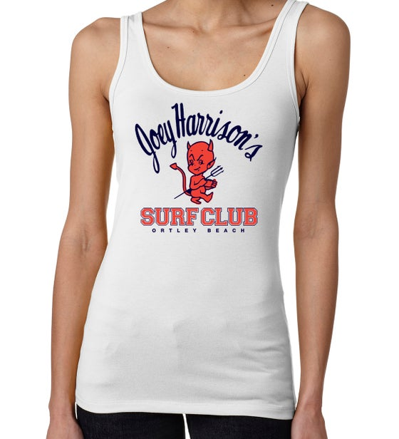 Image of Women's Tank White