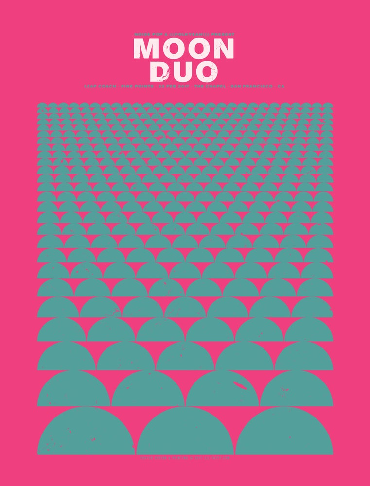 Image of Moon Duo - San Francisco 2017