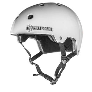 Image of CERTIFIED HELMET - Gloss White