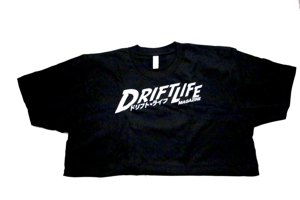 Image of Driftlife Logo T-shirt