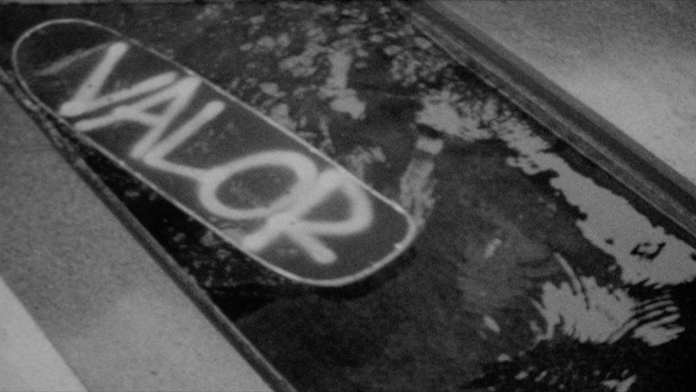 "Image of ""valor"" skateboard film"