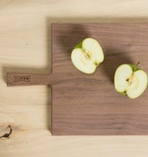 Image of Cutting Board with Handle
