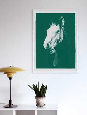 Image of Graphic print / grafisk tryk / 50x70 cm