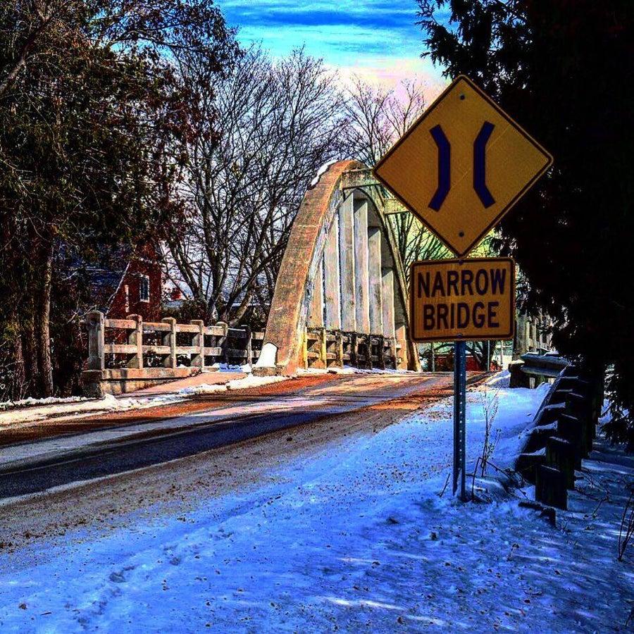 Image of Narrow Bridge