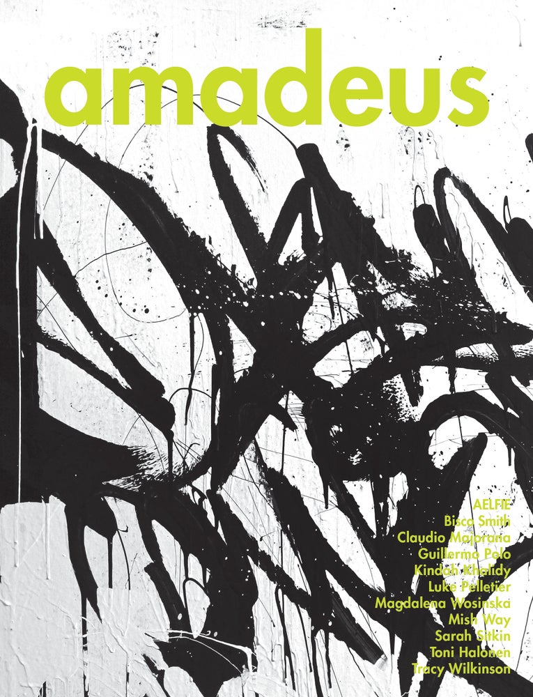 Image of Amadeus Issue 06