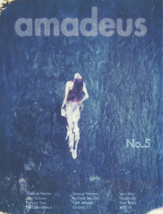 Image of Amadeus Issue 05