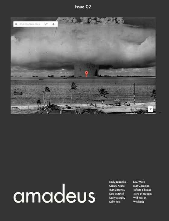Image of Amadeus Issue 02