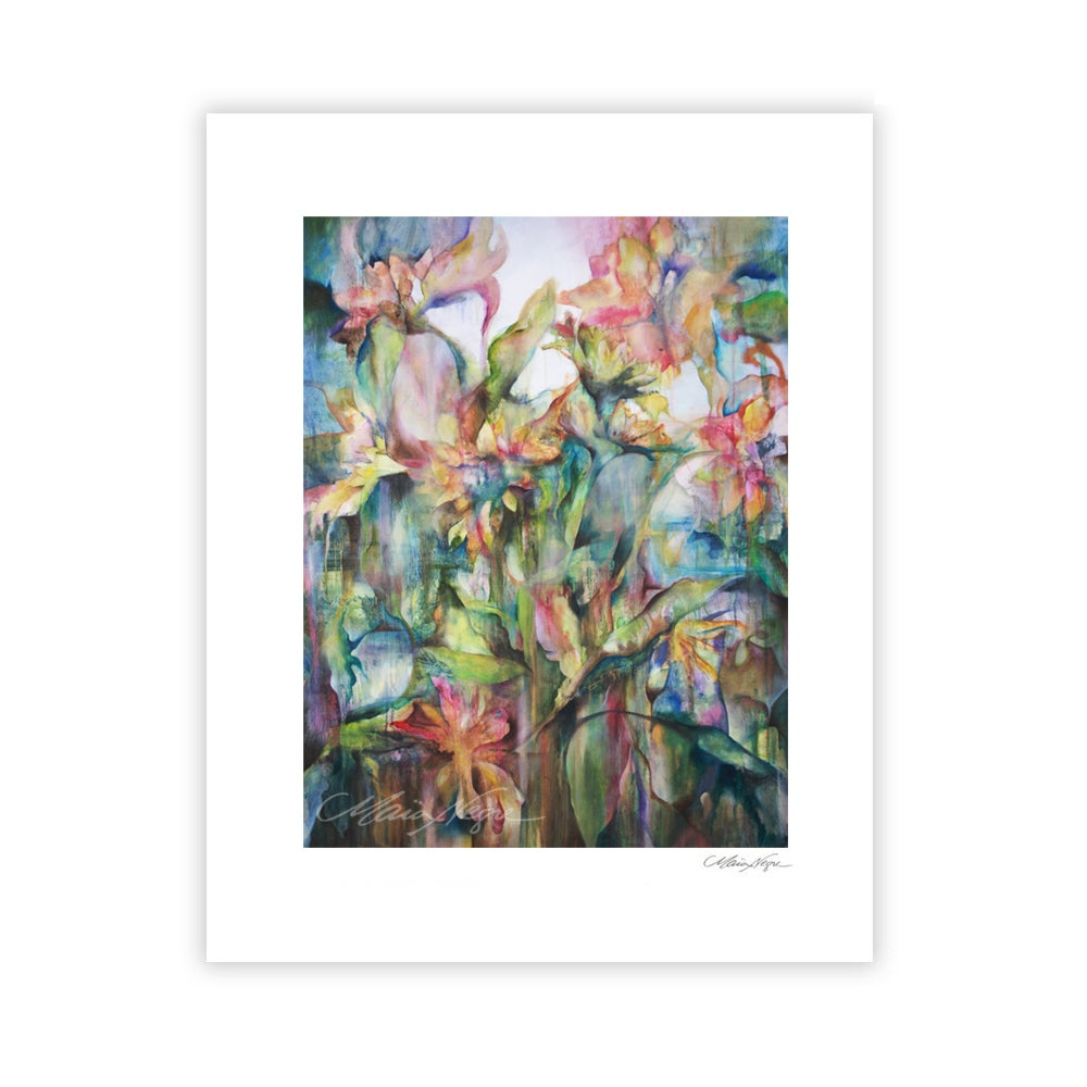 Image of Sunflowers, Archival Paper Print