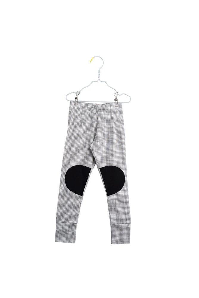 Image of Mesh -patch leggings, PAPU