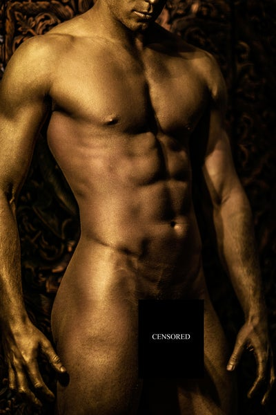 Image of Gold Bodyscape