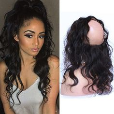 Image of 360 Mink Brazilian Frontal