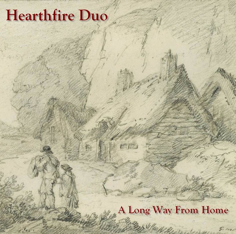Image of Hearthfire Duo A Long Way From Home CD