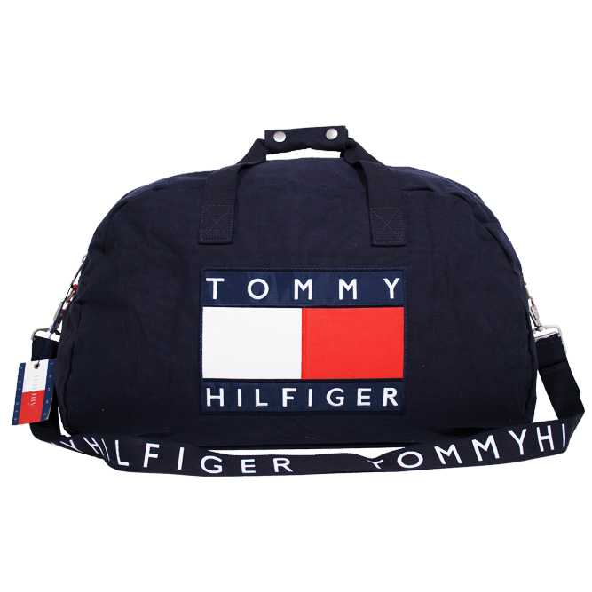 Image of Tommy Hilfiger Vintage Duffle Bag NWT