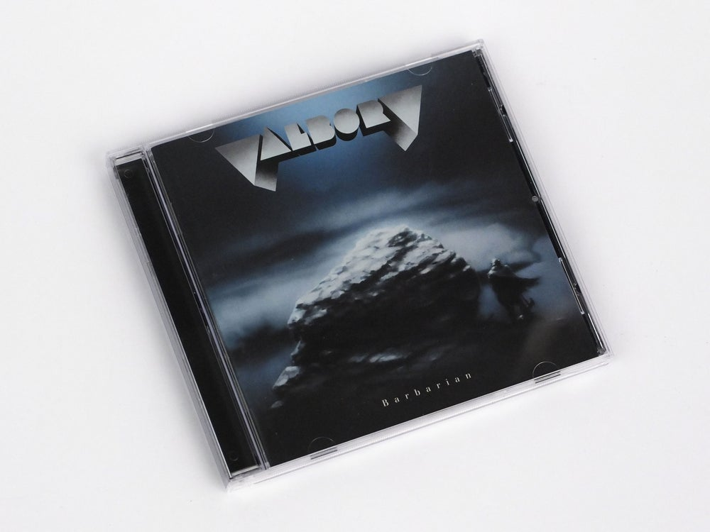 Image of CD - Barbarian