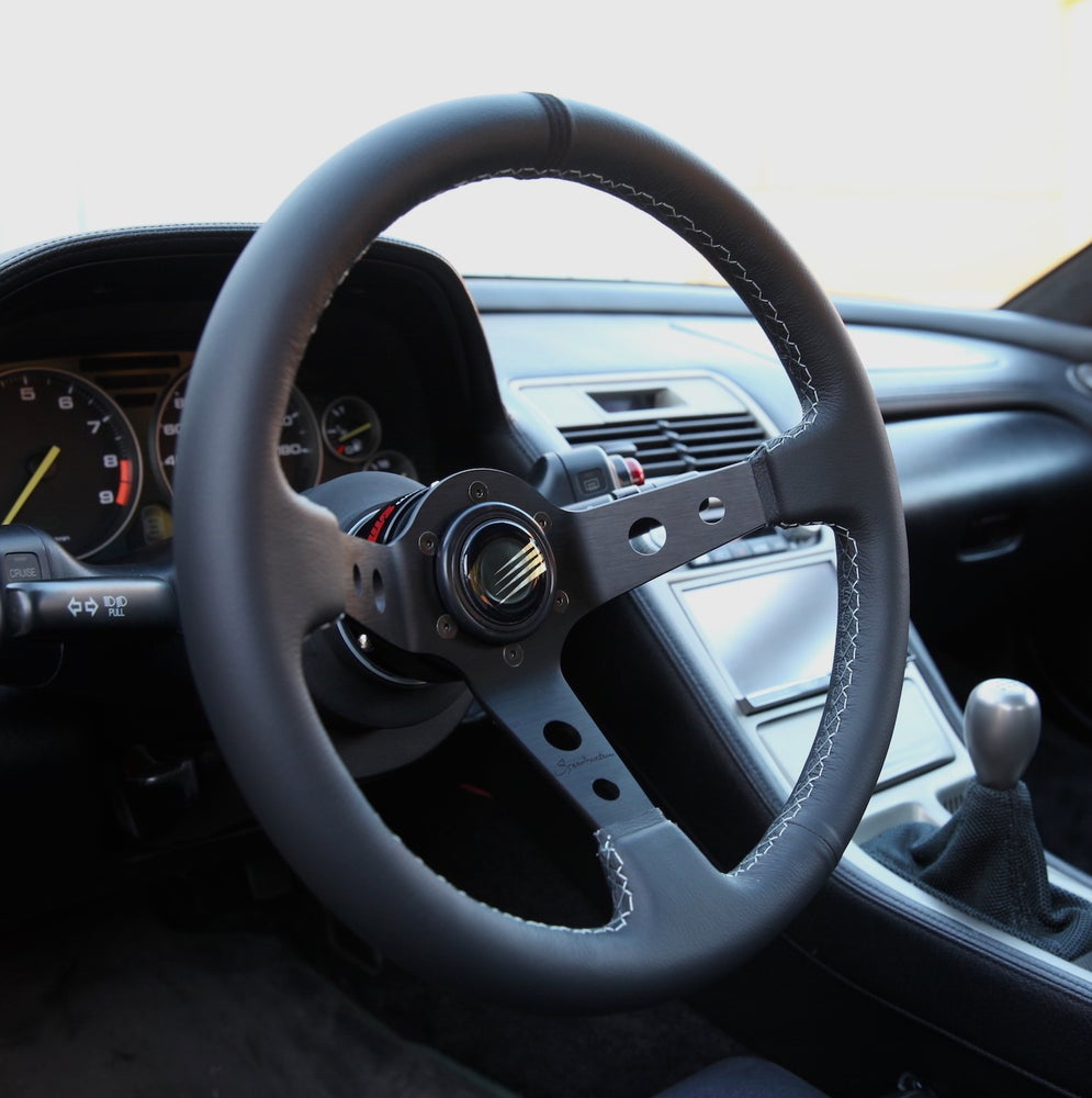 Image of LIMITED Renown x Speedhunters 100 Steering Wheel