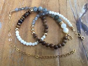 Image of aucilla (wrap bracelet)