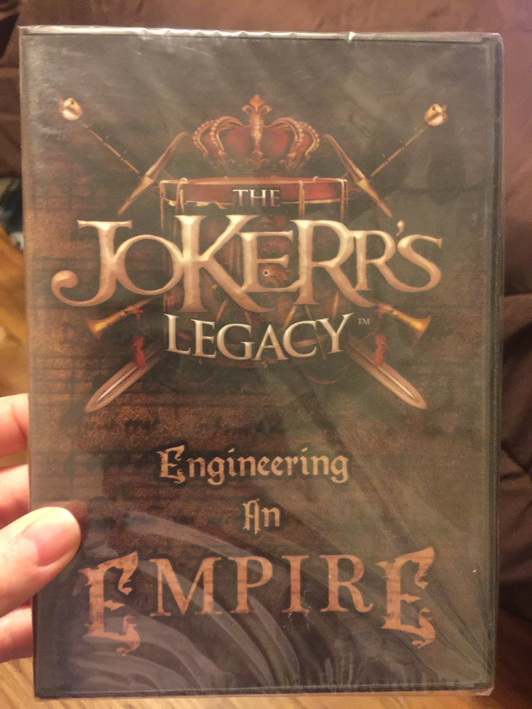 Image of Engineering an Empire DVD