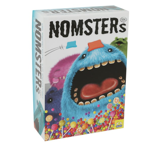 Image of NOMSTERS