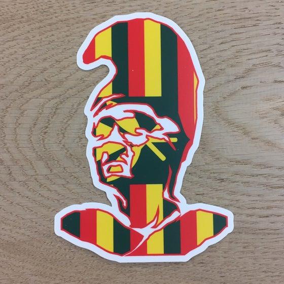 "Image of Kamehameha Kanaka Maoli 5"" Vinyl Sticker"