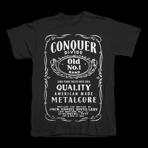 Image of Conquer Daniels shirt