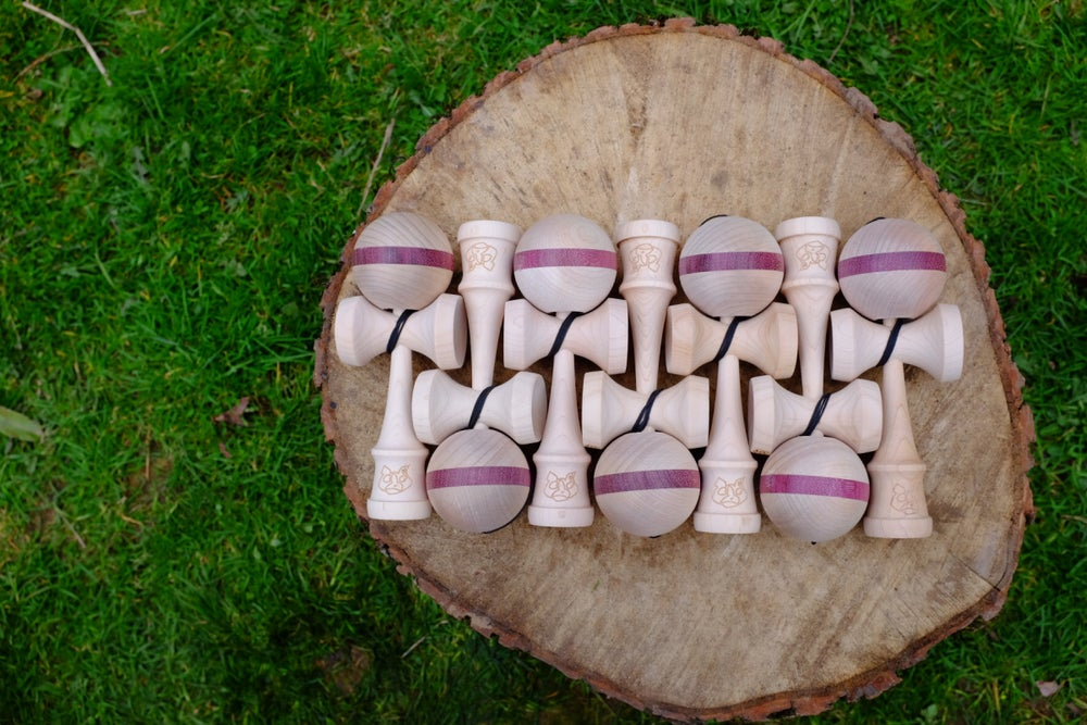 Image of Purple Heart Striped Maple