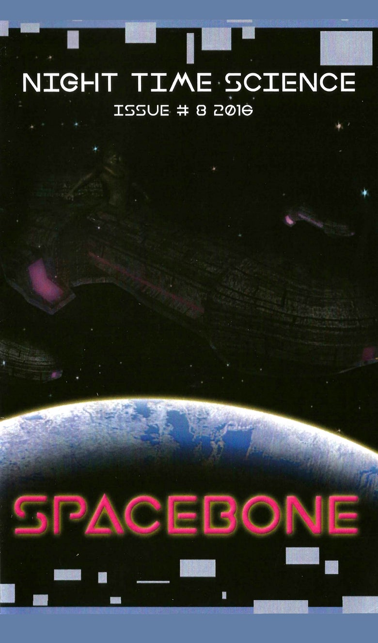 Image of Night Time Science: SPACEBONE