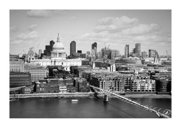 Image of St.Paul's Cathedral view - March 2017