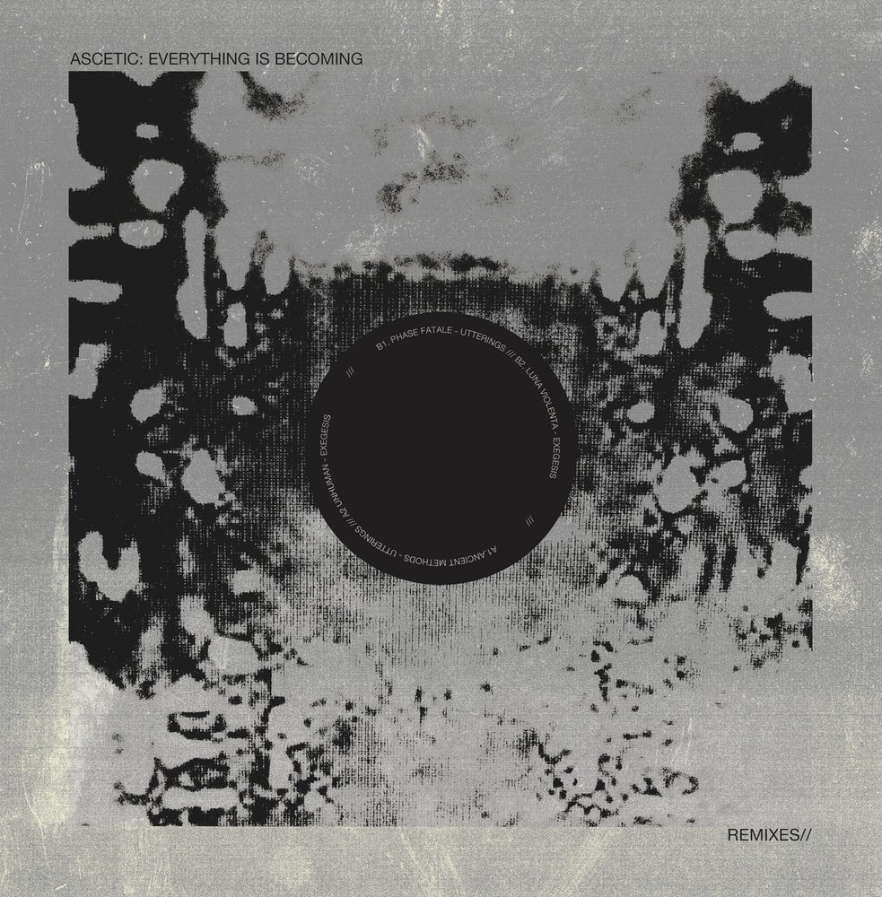 """Image of [IOD015] Ascetic: - Everything Is Becoming Remixes EP 12"""""""