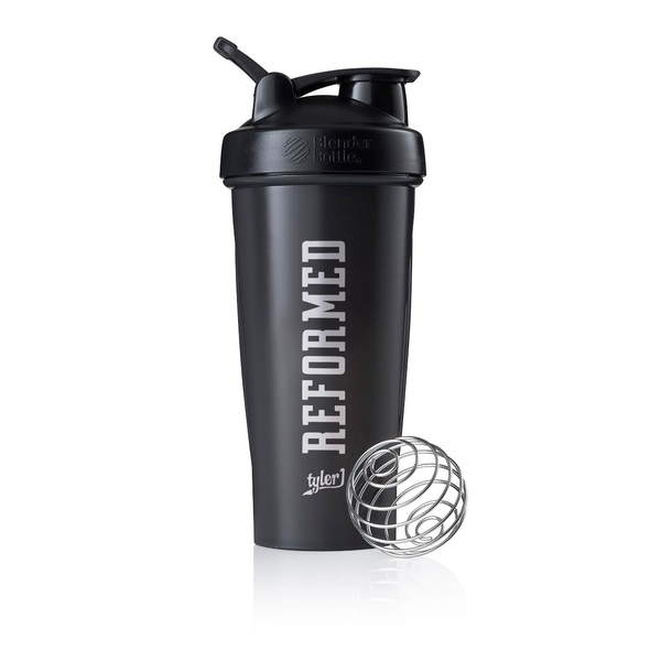 Image of Reformed Blender Bottle - Black