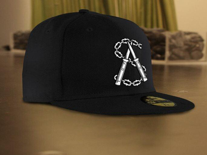 Image of Strength Approach 'Revenge is mine' embroidered snapback