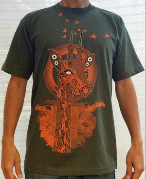 Image of Elevated Giraffe T-shirt