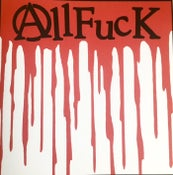 Image of ALLFUCK - S/T 7""
