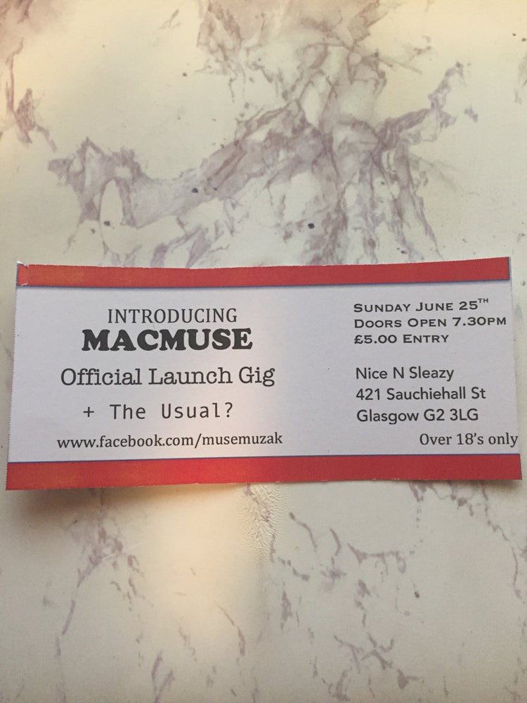 Image of MacMuse-Nice N Sleazy June 25th