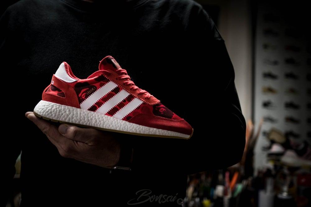 Image of adidas Iniki Runner x Bape
