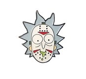 Image of Rick Voorhees (Rick & Morty / Jason) Mash Up