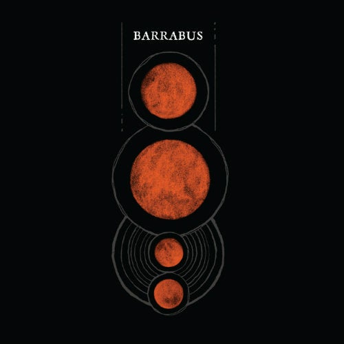 Image of BARRABUS - S/T CD