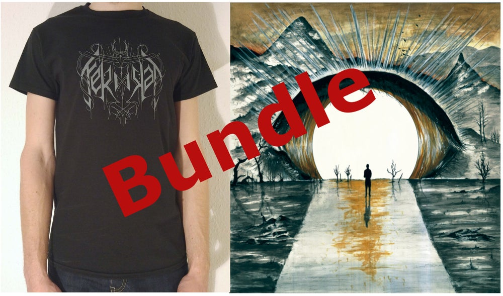 Image of Album/Shirt Bundle