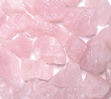 Image of Raw Rose Quartz (New Larger Size)