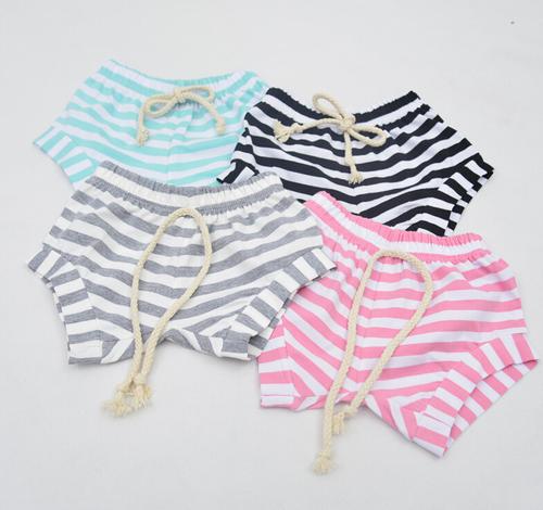 Image of Stripe Baby Bloomies