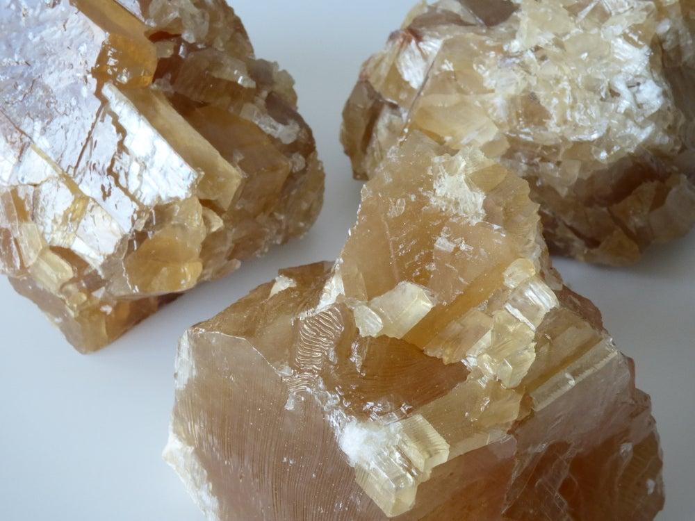 Image of Raw Honey Calcite